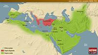 The Arab conquests 660-751