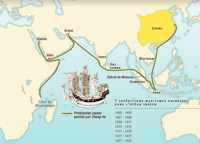 The maritime expeditions of Zheng He