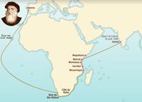 Vasco da Gama's voyage 1497-1498