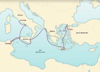 The legendary founding of Rome