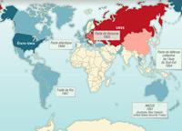 A bipolar world 1947-1991