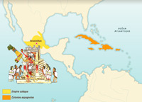 The conquest of the Aztec Empire