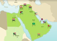 The Middle East from 1945 to the Present Day