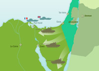Continuation of the Israeli-Arab Conflict