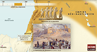 Disappearance of the Kingdom of Judah and Exile to Babylon