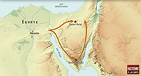 The Routes of the Exodus