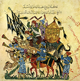 Origins of Islam and the Arabo-Muslim Empire